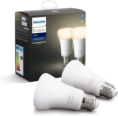 philips hue led bombilla inteligente